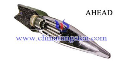 Tungsten alloy for military defense