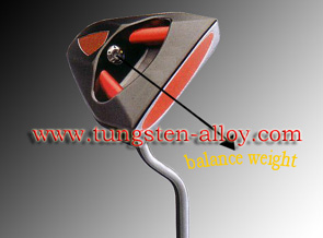 Tungsten Alloy Golf Club
