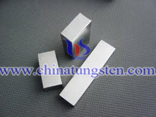 tungsten alloy machined