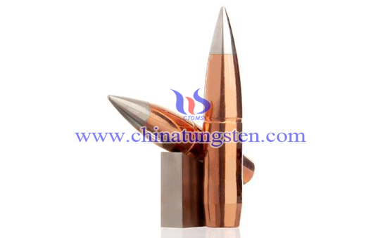 tungsten alloy hollow projectile cartridge image