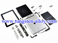 tungsten alloy ipad