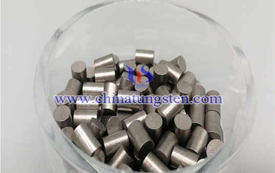 tungsten alloy military counterweight image