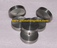 Tungsten Alloy Counterweight for Oil Logging