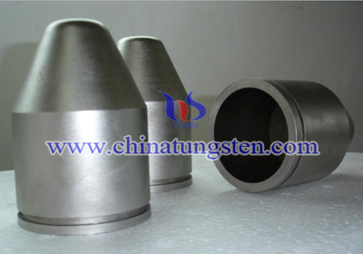 tungsten alloy radiation containers