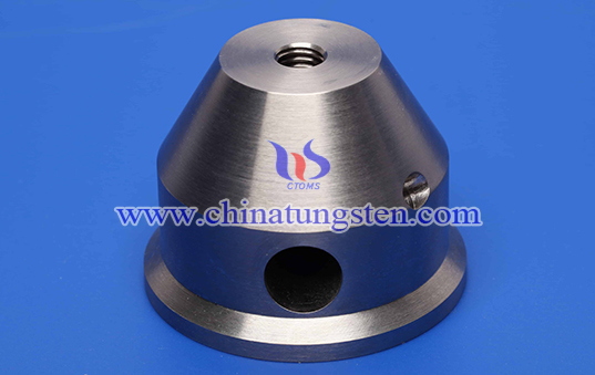 tungsten alloy shield for pipe-line inspection image