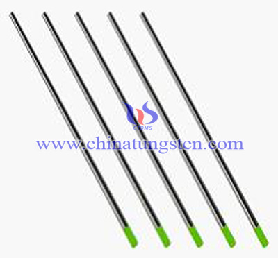 tungsten alloy welding rod