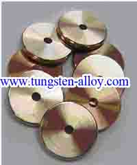 tungsten copper alloy electrical